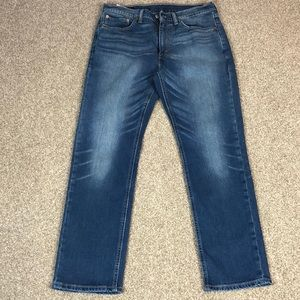 Levi Strauss & Co Faded 541 Jeans